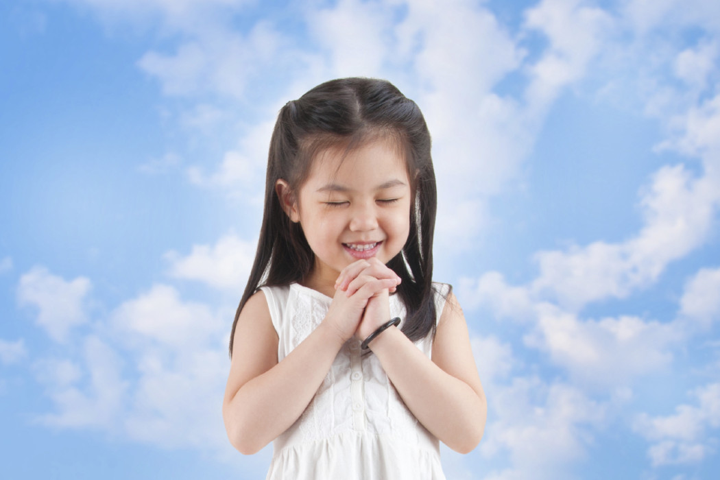How Do I Raise My Children To Love God