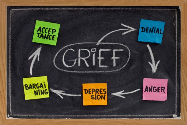 How To Heal From Grief